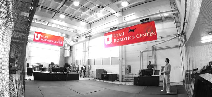 Robotics Faculty Labs UTAH Open Position In